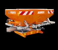 Fertilizadora Agrex FERTI-2400