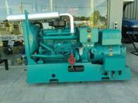 Generador Heemaf de 50 Kma