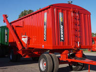 Acoplado Tolva Para Semillas Y Fertilizantes Akron AG22