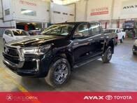 Camioneta Toyota Hilux SRV 4X4