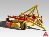 Cortadora De Césped Para Tractor Roland H200 Std