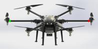 Drone Fumigación Ttaviation M6E-X - 10 Litros C/cámara