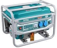 Generador A Nafta Total 3000W - 4 Tiempos, Tanque 15 L