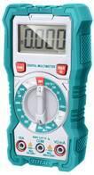 Multímetro 600V Total, Display Con Retroiluminación