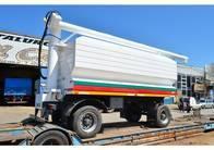 Tolva Hidráulica Lincar Tipo Acoplado Rural P/ Tractor