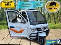 Triciclo Utilitario Mini Auto